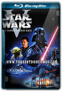 Star Wars Episódio V – O Império Contra-Ataca (1980) Torrent - BluRay 720p | 1080p Dual Áudio 5.1