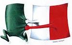 W l' Italia . . .
