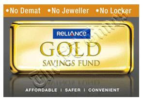 Reliance Gold Savings Fund