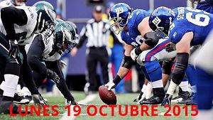Philadelphia Eagles vs New York Giants En vivo Transmision será por ESPN 19-10-2015