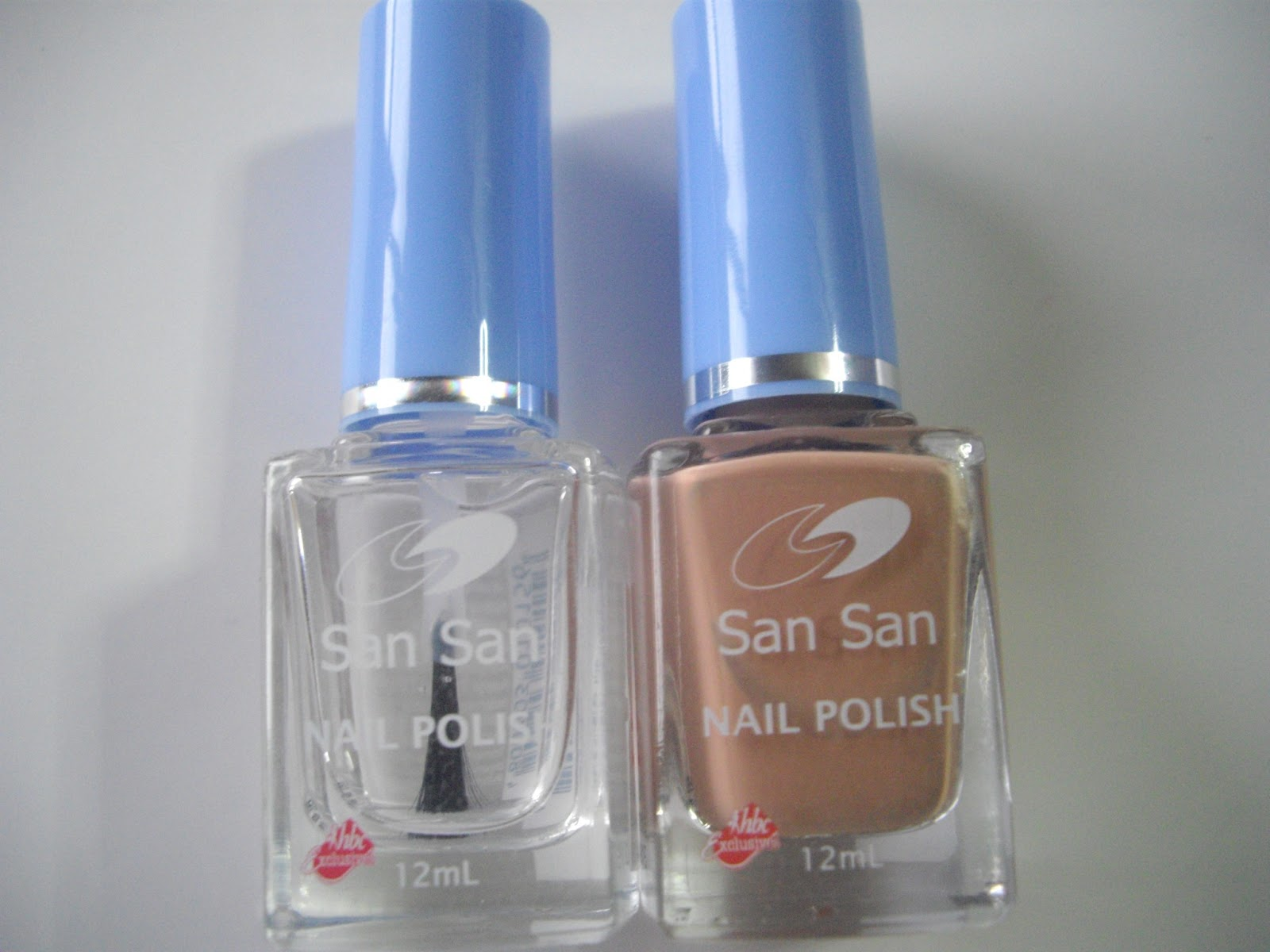 Scribbles by Raisie: Beauty Review: San San Nail Polish Touch of Tan ...