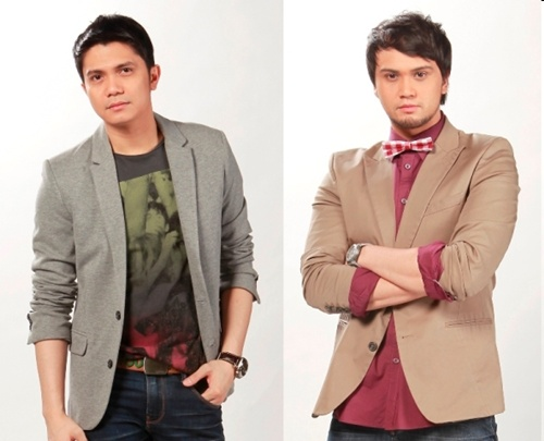 "Billy Crawford and Vhong Navarro showdown in ""Toda Max"""