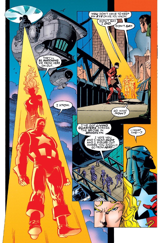 Captain America (1968) Issue #449 #403 - English 8