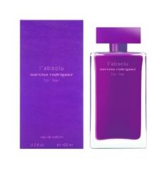 Eau de Parfum  for her  l´absolu Narciso Rodriguez