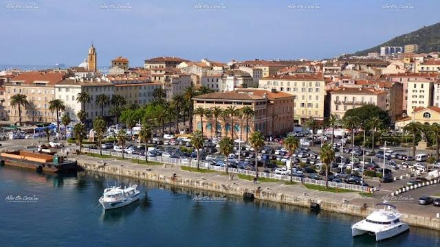 مدينة اجاكسيو الجميلة ajaccio_the_port_and