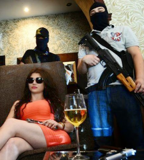 Claudia Ochoa Felix gembong mafia narkoba amerika selatan