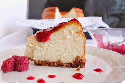 New York Cheesecake clásico con consejos de horneado