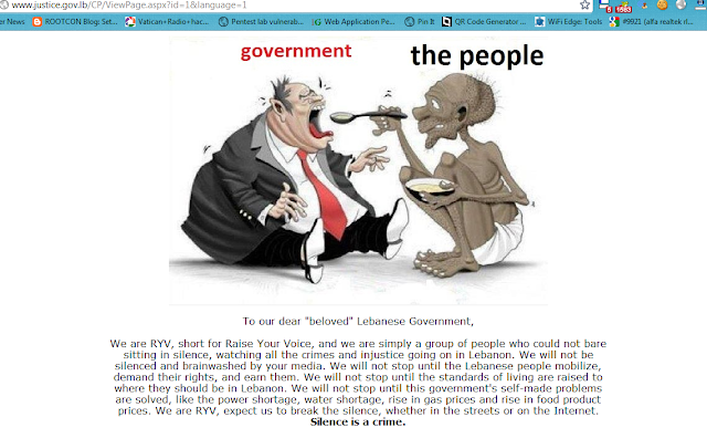 Lebanese+Government+sites+hacked