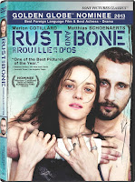 Rust and Bone Blu-Ray DVD