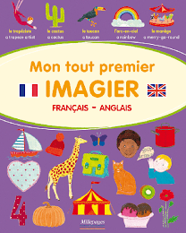 Mon premier imagier français-anglais