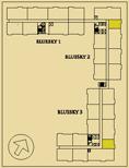 vị trí căn hộ saigon airport plaza 1 phòng ngủ