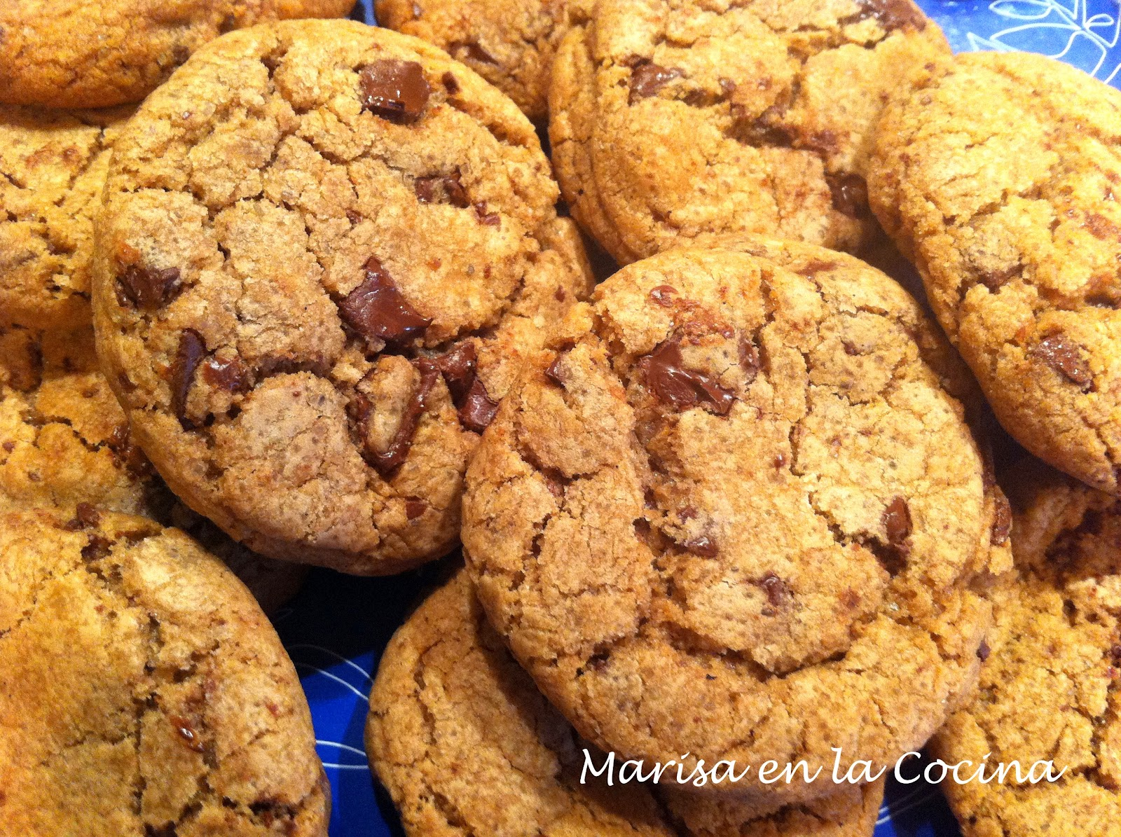 how to make chocolate chip cookies in the thermomix