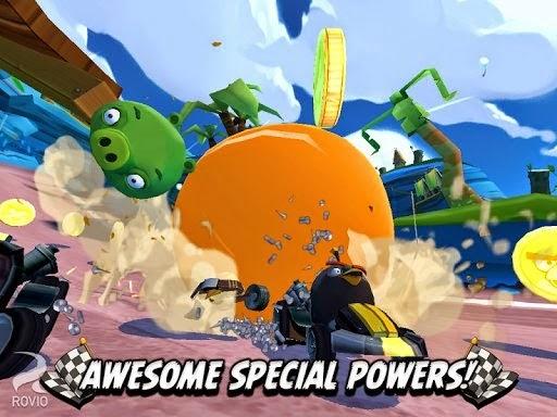 Angry Birds Go 1.3 full apk