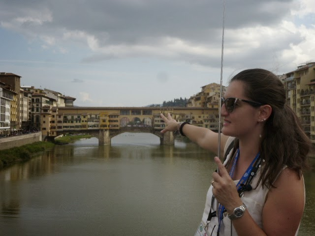 Your guide in Florence