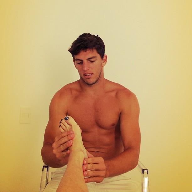 massagista masculino videos de brasileiras