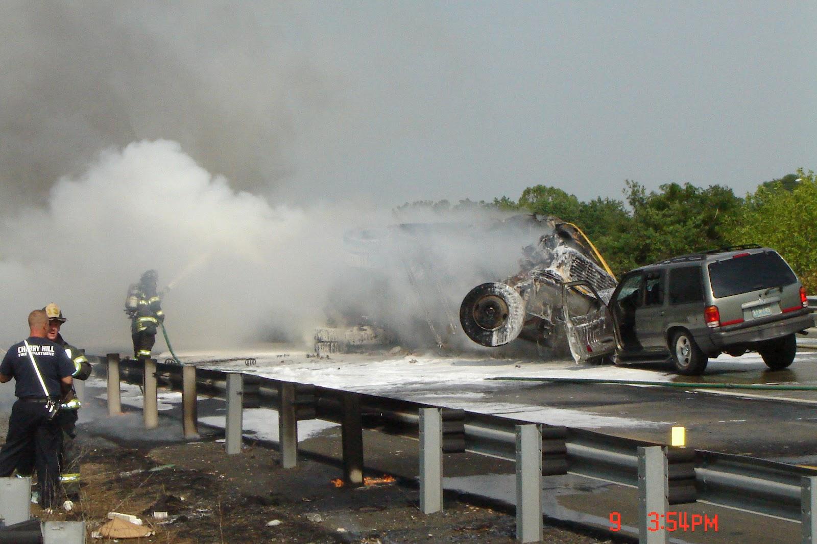 Car Accident Tractor Trailer Hit From Behind Women Children Died