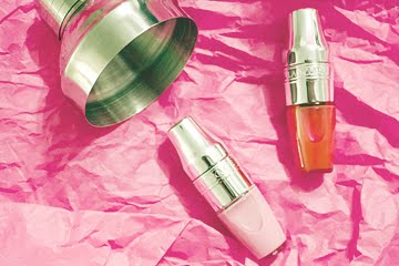SHAKE THINGS UP WITH LANCOME JUICY SHAKER