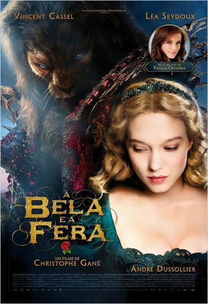 Filme A Bela e a Fera (Beauty and the Beast / La belle et la bête) Dublado AVI BDRip