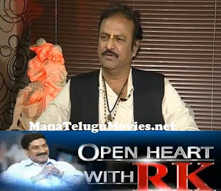 MohanBabu in ABN Open Heart with RK – Once More