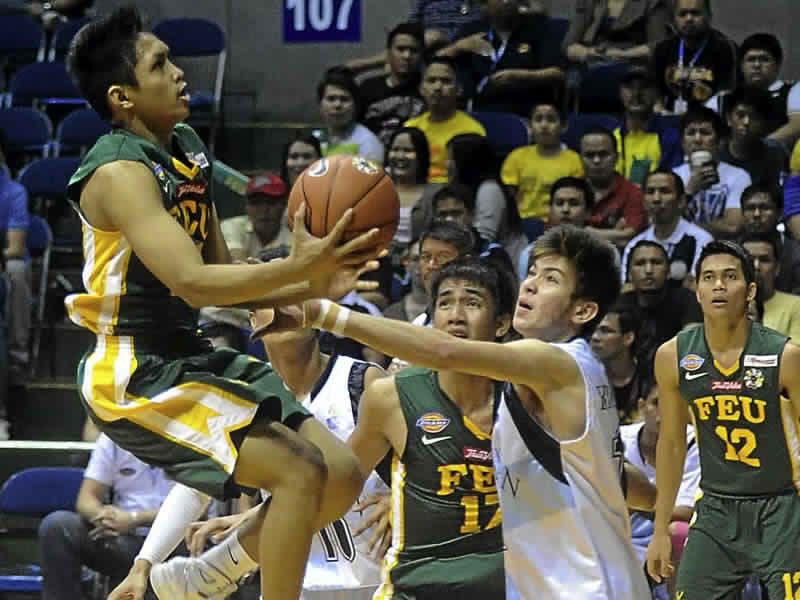UAAP 74 FINAL FOUR – FEU VERSUS ADAMSON