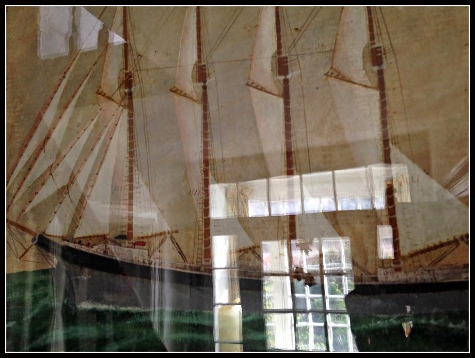 Nova Scotia; Ship; Sailing; Painting