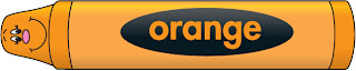 Orange can be associated as a Colour that is Exciting and Intense