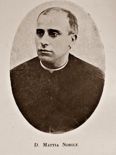 Il M. R. P. Don Mattia Nobile Terziario Cappuccino . 1862 - 1935 .