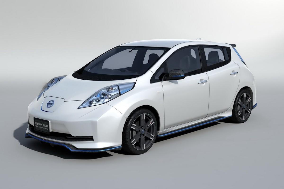 Nissan Tokyo Auto Salon Lineup