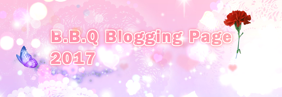 BenbenQ Blogging Page AKA BBQ