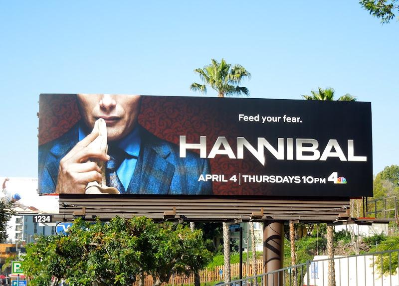Hannibal season 1 billboard