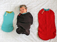 Baby Bedtime Bags Sewing Pattern