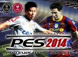 Free Download PES ( Pro Evolution Soccer ) 2014 Konami