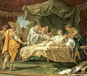Ο Περίεργος Θάνατος του Μεγάλου Αλεξάνδρου