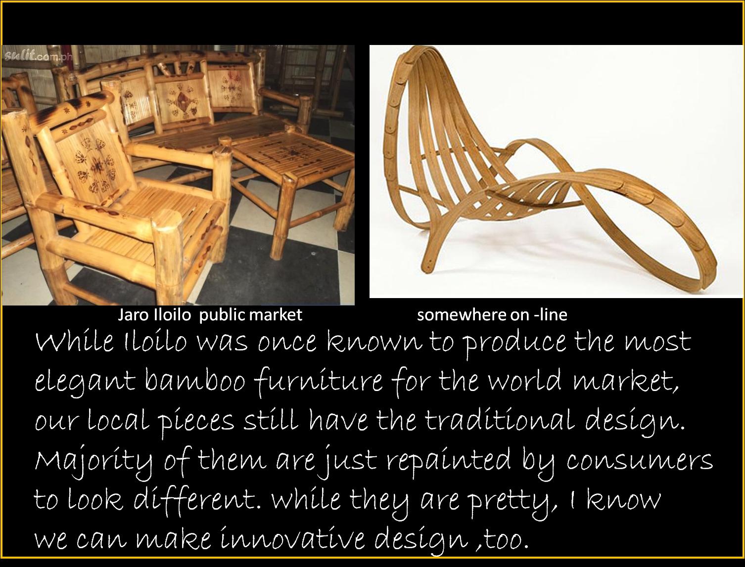 Life Style Sensibilities In Filipino Bamboo Crafts