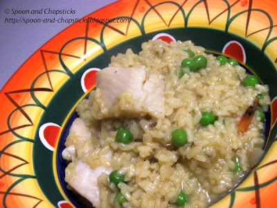 Slow Cooked Rice with Basa Fillet