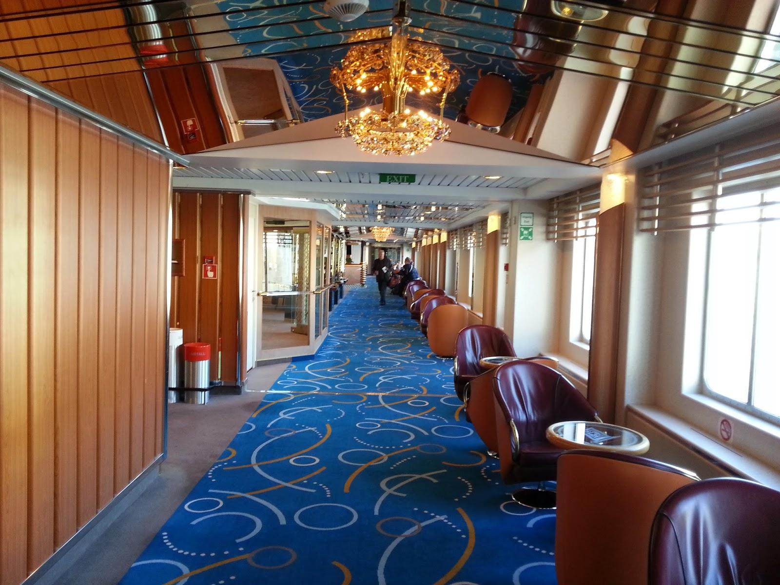 Hurtigruten MS Nordlys - Arcade