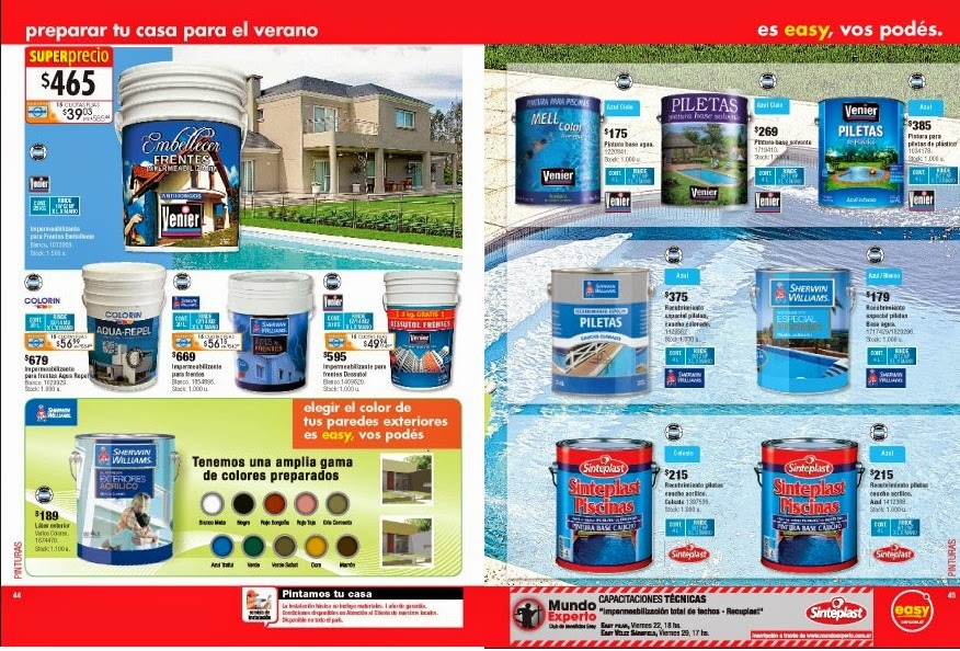 Catalogos Online Catalogo Easy Agosto 2014