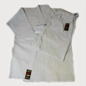 jual baju karate adidas original Murah bagus berkualitas