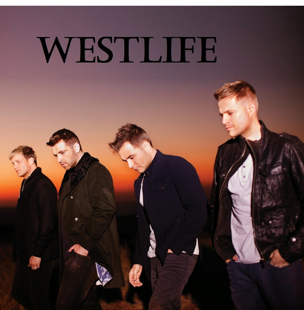 Westlife – Love Takes Two