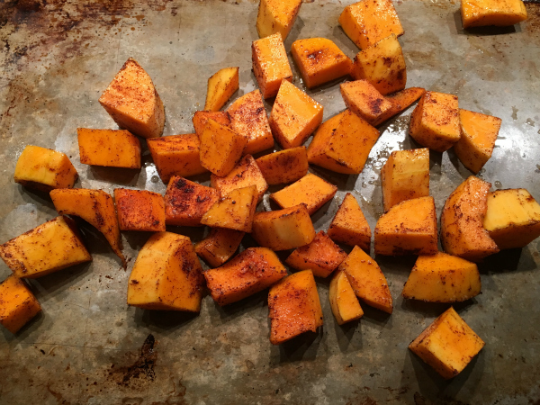 Sweet and Savory Butternut Squash - Kim's Welcoming Kitchen