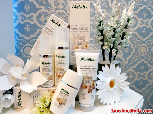 Melvita Nectar Bright® Skincare, Certified Organic