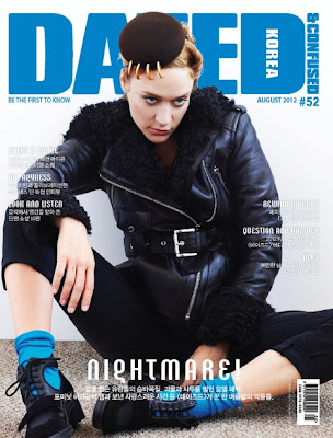Chloë Sevigny on the Cover of Dazed & Confused Korea