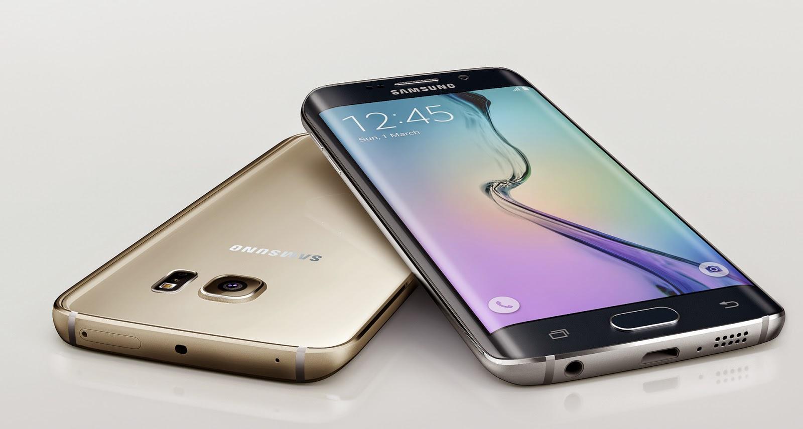 Spesifikasi dan Harga Samsung Galaxy S6 edge di Indonesia