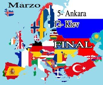 Con Kiev damos por finalizada la serie