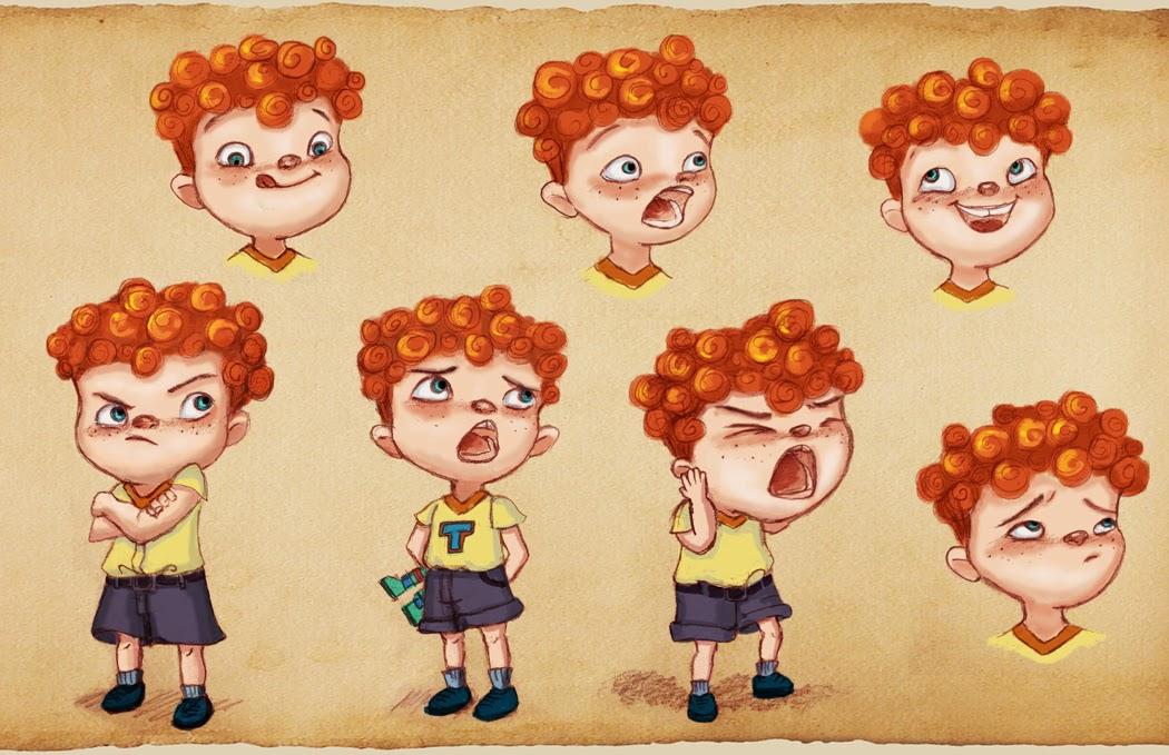 Character Design For Children S Books : The art of sun park