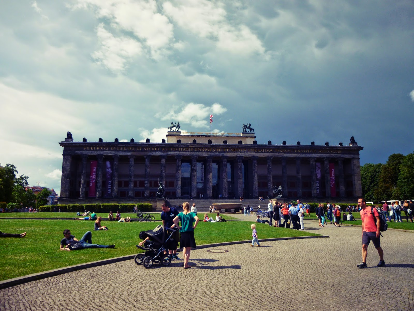 Altes Museum Berlin Germany