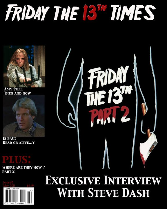 The friday the 13th times a franchise magazine friday the 13th the