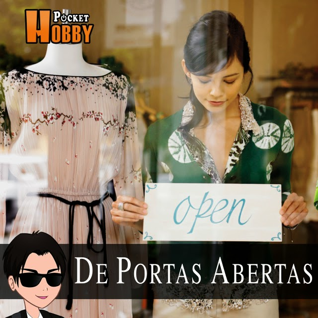 Pocket Hobby - www.pockethobby.com - Hobby News - Abrindo as Portas no Japão.