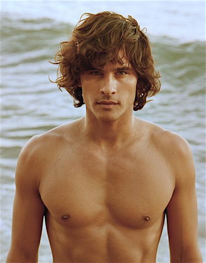 Actor model alexander rodriguez for Christian hentschel