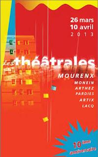 Festival de theatre de mourenx 2013 béarn